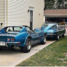 "6,276 curtidas, 93 comentários - Americanmusclehd™ (@americanmusclehd) no Instagram: ""C2 or C3? #corvette"""