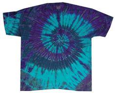 Blue Spiral T-BSP