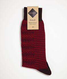 Marwood x Pantherella Socks