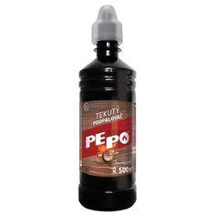Podpaľovač PE-PO®, tekutý, 500 ml Sauce Bottle, Soy Sauce, Cleaning Supplies, Soap, Soy Candle, Soaps