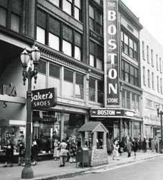 Clothing Store Newbuery Street