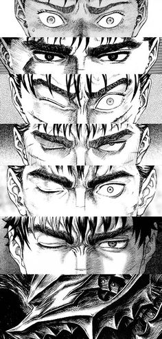 Guts' evolution…