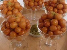 عوامة - Ramadan Sweets: I just love these sweet dough balls. Old ladies make them at traditional evens. Hot they are so morish.