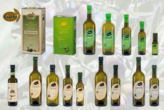 Giachi Extra Virgin Olive Oil Family