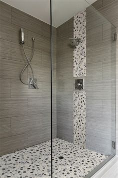 Bathroom storage ideas pinterest - Calabria Bianco Porcelain Tile 12 X 24 On Wall And 2 X 2