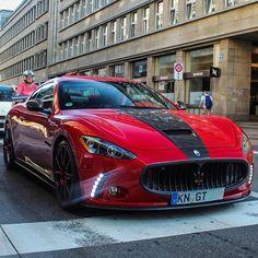 Mansory Maserati GT  Follow @Maserati_Motorsports  Follow @Maserati_Motorsports  #  Freshly Uploaded To www.MadWhips.com  Photo by @InterCars