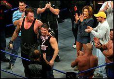 After Wrestlemania XX