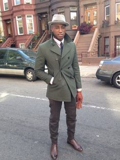Fashion Bomber of the Day: Jason from New York