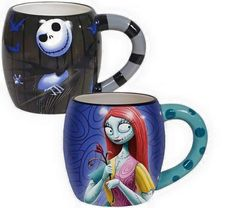 Jack & Sally Cups...