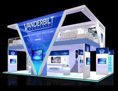Vanderbilt - IFSEC 2015 on Behance