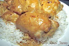 My Recipe Journey: Man Pleasing Chicken