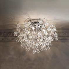 Layla Droplet Four Light Fitting In 2019 Other Room Ceiling with proportions 960 X 960 Bedroom Light Fittings Dunelm - In about any room from the house Lounge Lighting, Flush Lighting, Home Lighting, Entry Lighting, Luxury Lighting, Rustic Lighting, Modern Lighting, Ceiling Chandelier, Flush Ceiling Lights