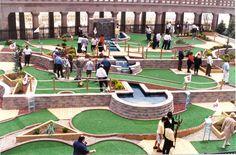 Atlantic City Miniature Golf on the Boardwalk Golf Club Sets, Golf Clubs, Putt Putt Golf, Golf Magazine, Crazy Golf, Miniature Golf, Golf Lessons, Atlantic City, Golf Fashion