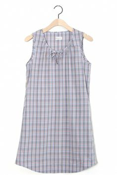 Margo Plaid Dress | Little Paper Planes $90