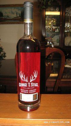 "George T. Stagg from 2010 release -for sale- www.LiquorList.com  ""The Marketplace for Adults with Taste!""  @LiquorListcom  #LiquorList"