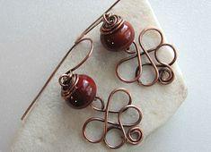 20 Amazing Handmade Jewelry Ideas---I wanna learn to wrap wire like this!!!
