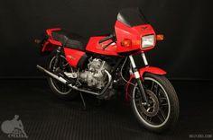 Moto Guzzi V50 Monza 1982 (Front):