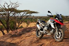 The brand new BMW R 1200 GS