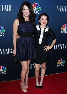 Lauren Graham and Mae Whitman team up for adaptation of The Royal We|Lainey Gossip Entertainment Update