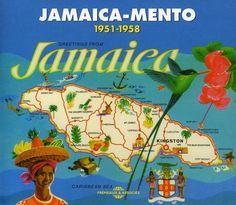 1951-1958 - Jamaica-Mento (2010, CD New) 3561302527529 | eBay