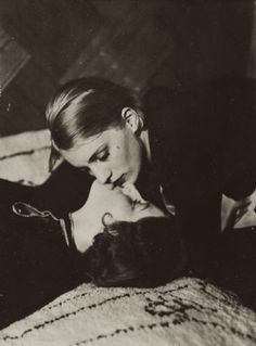 """""""Helen and a friend"""" - Man Ray, 1930"""