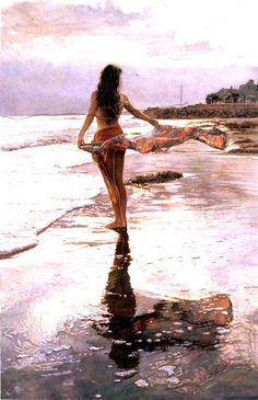 Steve Hanks // Watercolor