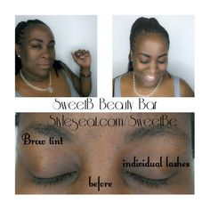 SweetB Beauty Bar  3801 North 15St Tampa,Florida 33610  Book your next Beauty appointment with SweetB Styleseat.com/SweetBe