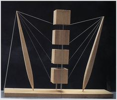 Calatrave sculptures.