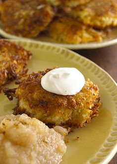 Perfect potato latkes just in time for Hanukkah