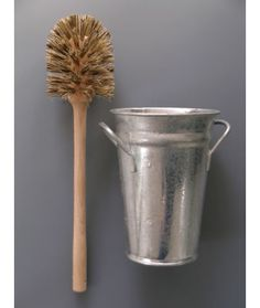 Traditional Toilet Brushes & Holders by Labour and Wait