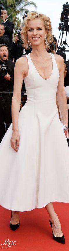Cannes 2016: Eva Herzigova in Dior
