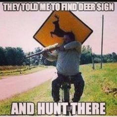 18 entries are tagged with funny deer hunting jokes. I see you Over deer!