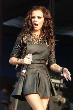 Cher Lloyd... shes like WHAAAAAAAAAAT!!!!! FOLLOW ME ON TWITTER https://twitter.com/ReynaAsencio