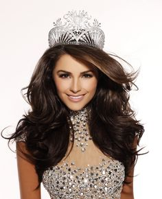 Miss USA 2012 - Olivia Frances Culpo of Cranston, Rhode Island. (became Miss Universe 2012)