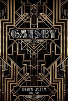 Theatrical, musical, fabulous Baz Luhrmann is back! And I personally can't wait to get an invite to Gatsby's big party with Leo, Toby and Carey.