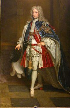 Lionel Sackville, 7th Earl and 1st Duke of Dorset - Sir Godfrey Kneller