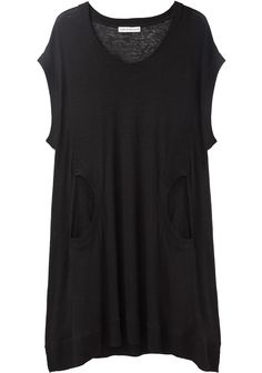 linen gauze dress : tsumori chisato