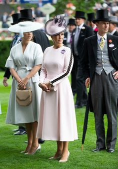 ascot 2018 -sophie and eugenie
