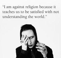 Just Marilyn Manson