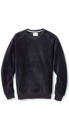 Norse Projects Vorm Hairy Sweatshirt