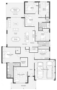 design floor plans home design house plans homestead. beautiful ideas. Home Design Ideas