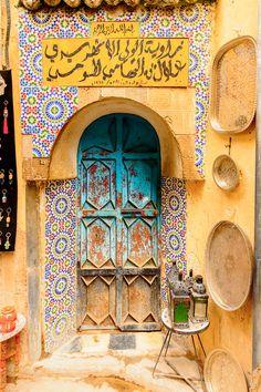Fez, Marrakech
