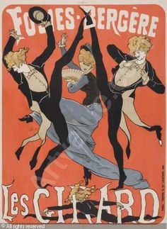 I don't know if I love this because it's a great poster, of if because, as a graduate of an all girl's school drama class, I know how to party hard in drag.