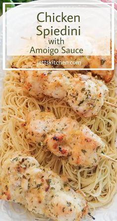 Italian Dishes, Italian Recipes, Italian Foods, Italian Bread, Italian Chicken, Greek Recipes, Chicken Spedini Recipe, Chicken Spiedini Recipe Baked, Baked Chicken