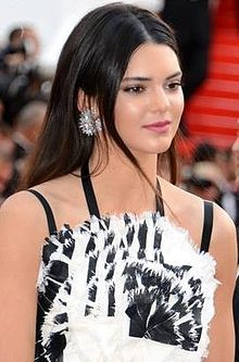 """Kendall Jenner ( 2014 , 1995 - )(cropped).an American fashion model and television personality. Jenner first came to public attention for appearing in the E! reality television show Keeping Up with the Kardashians.Jenner is a part of an emerging fashion movement which has been dubbed """"Social Media Modelling"""" by Harper's Bazaar and """"the Instagirl era"""" by Vogue. After working in commercial print ad campaigns and photoshoots, Jenner had breakout seasons in 2014, walking the runways for high…"""
