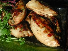 Grilled Chicken In A White Wine Tarragon Sauce: http://gustotv.com/recipes/lunch/grilled-chicken-white-wine-tarragon-sauce/