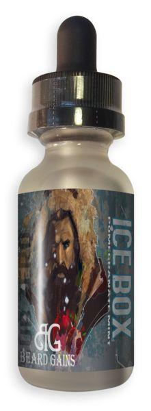 Ice Box - Beard Gains E Liquid #eliquidwholesale