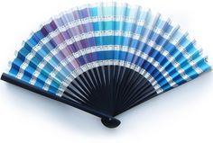 johnson banks pantone fan (like that it is all the cool tones) - I want this so mu-hu-hu-huuuchhhh