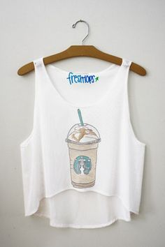 Starbucks Carmel frappuccino ! my favorite drinkkk!<33