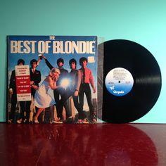 BLONDIE The Best Of Debbie Harry Vinyl Record Album LP 1981 In Shrink Atomic Rapture Telephone New Wave Pop Near Mint - Condition Vintage